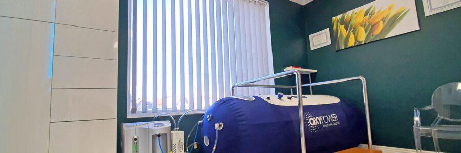 Nowoczesny gabinet tlenoterapii w Elblągu oficjalnie otwarty