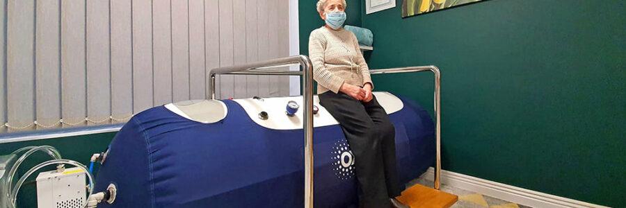 Promocja dla seniorów! Zabiegi tlenoterapii tańsze o połowę